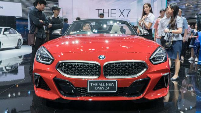 Cận cảnh BMW 3-Series G20 và BMW Z4 thế hệ mới vừa ra mắt tại Thái Lan - 16