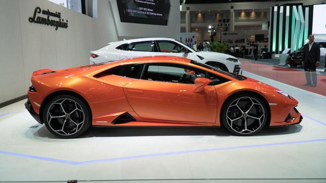 Siêu phẩm Lamborghini Huracan lần đầu ra mắt Đông Nam Á - 2
