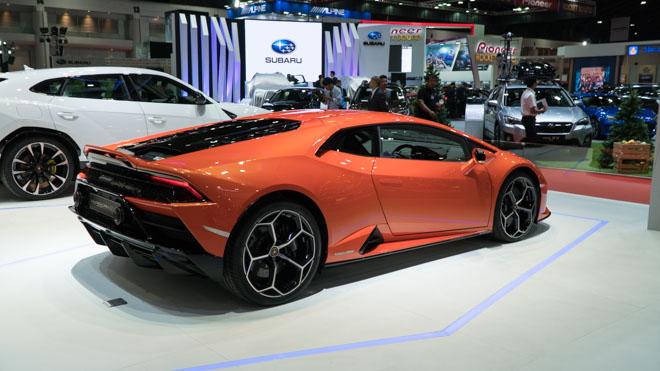 Siêu phẩm Lamborghini Huracan lần đầu ra mắt Đông Nam Á - 4