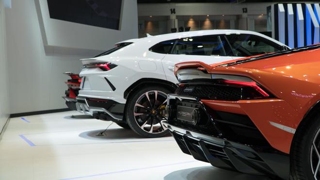 Siêu phẩm Lamborghini Huracan lần đầu ra mắt Đông Nam Á - 15