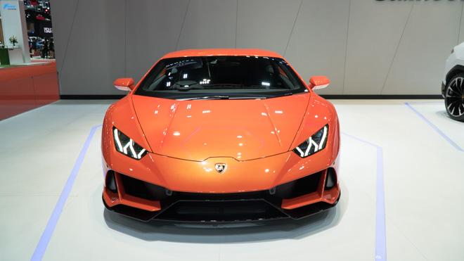 Siêu phẩm Lamborghini Huracan lần đầu ra mắt Đông Nam Á - 3