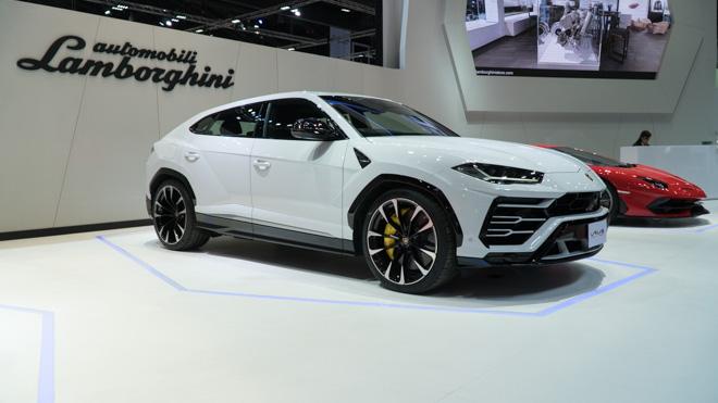 Siêu phẩm Lamborghini Huracan lần đầu ra mắt Đông Nam Á - 14