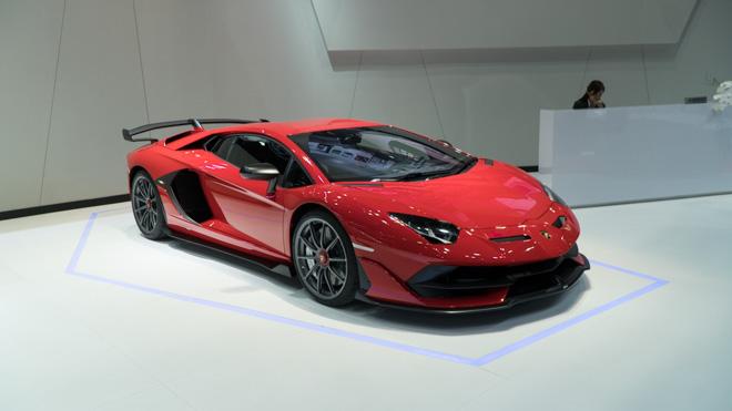 Siêu phẩm Lamborghini Huracan lần đầu ra mắt Đông Nam Á - 6