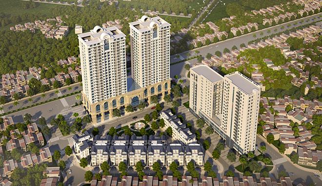 Giải mã sức hút của Tây hồ Residence với giới đầu tư sành bất động sản - 1
