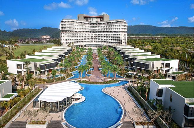 """Resort 5 sao kiểu Mỹ ở Phú Quốc khuyến mãi """"khủng"""""""