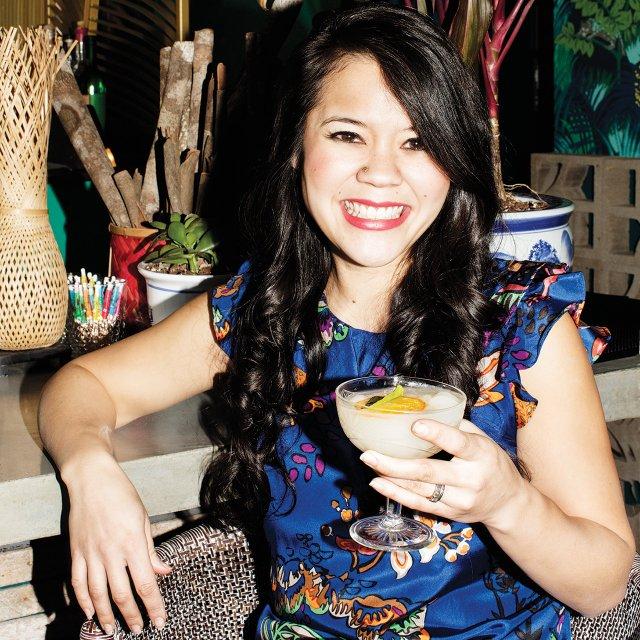 Cô chủgốc Việt xinh đẹp tỏa sáng lọt top 3 đầu bếp xuất sắc ở Mỹ - 3