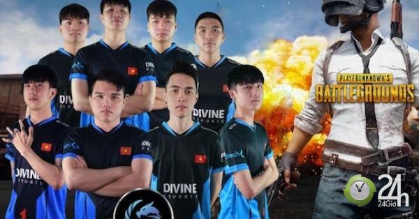 Đội PUBG số 1 Đông Nam Á sắp xuất hiện tại triển lãm hoành tráng về game