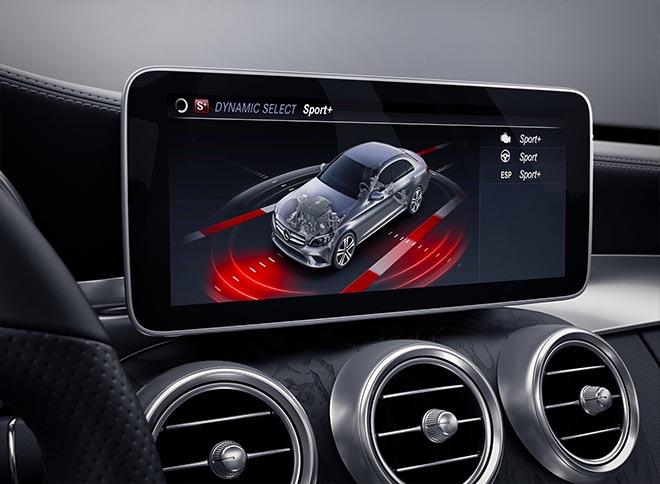 Giá xe Mercedes C Class với các phiên bản mới nhất 2019 - 6