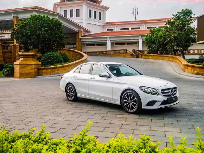 Giá xe Mercedes C Class với các phiên bản mới nhất 2019 - 9