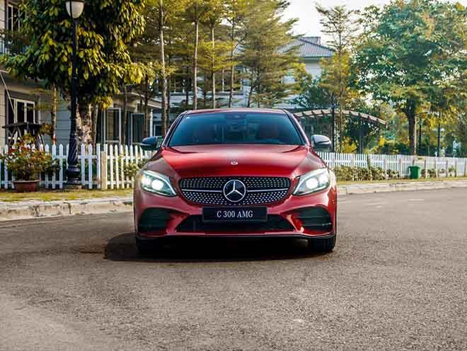 Giá xe Mercedes C Class với các phiên bản mới nhất 2019 - 2