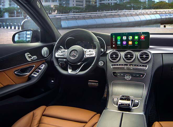 Giá xe Mercedes C Class với các phiên bản mới nhất 2019 - 4