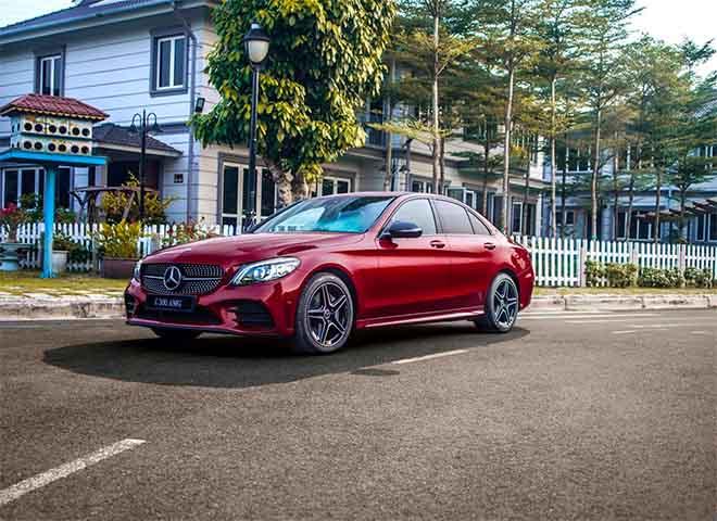 Giá xe Mercedes C Class với các phiên bản mới nhất 2019 - 10