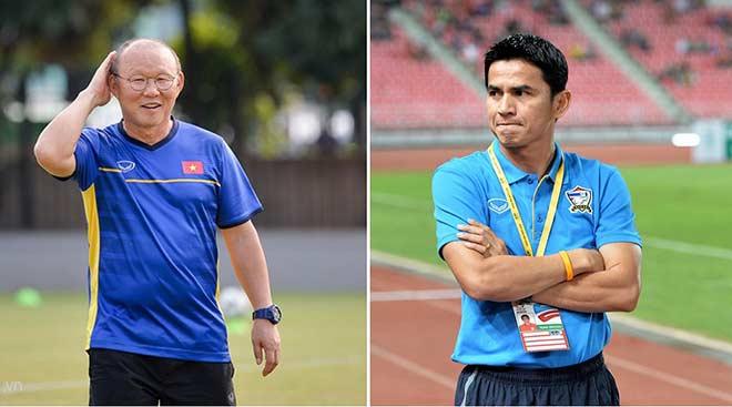 Bóng đá Thái Lan thua Việt Nam: Sự thật Kiatisak trở lại, đấu Park Hang Seo - 1