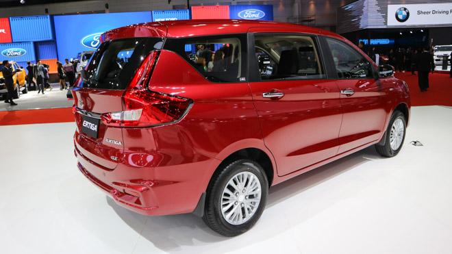 Suzuki Ertiga thế hệ mới ra mắt với giá bán từ 480 triệu đồng, cạnh tranh với Xpander và Anvanza - 13