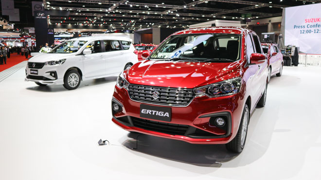 Suzuki Ertiga thế hệ mới ra mắt với giá bán từ 480 triệu đồng, cạnh tranh với Xpander và Anvanza - 4