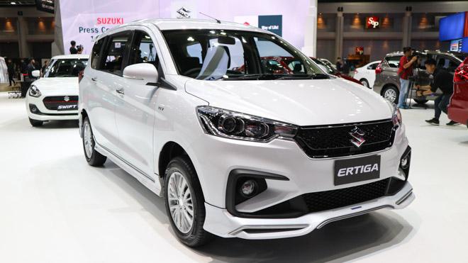 Suzuki Ertiga thế hệ mới ra mắt với giá bán từ 480 triệu đồng, cạnh tranh với Xpander và Anvanza - 1