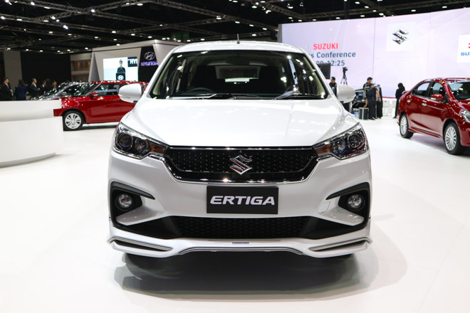 Suzuki Ertiga thế hệ mới ra mắt với giá bán từ 480 triệu đồng, cạnh tranh với Xpander và Anvanza - 2