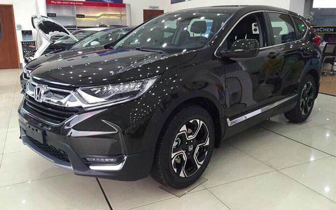 Cập nhật giá lăn bánh xe Honda CRV 2019 mới nhất tại đại lý - 8