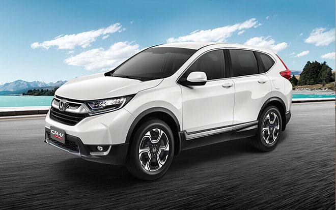 Cập nhật giá lăn bánh xe Honda CRV 2019 mới nhất tại đại lý - 7