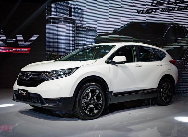 Cập nhật giá lăn bánh xe Honda CRV 2019 mới nhất tại đại lý - 1