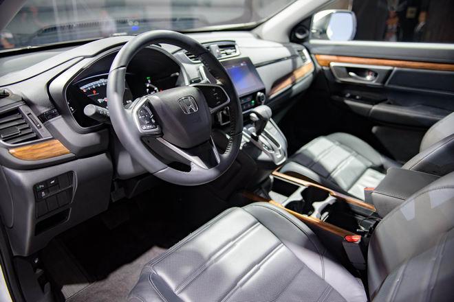 Cập nhật giá lăn bánh xe Honda CRV 2019 mới nhất tại đại lý - 4