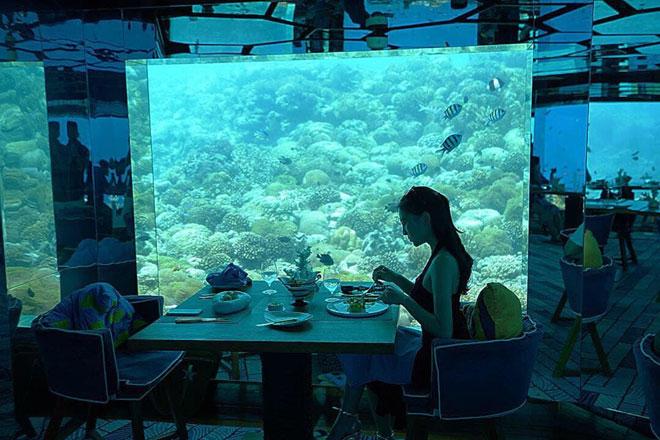 Khám phá thiên đường biển Maldives qua bộ ảnh sang chảnh của cựu hoa khôi báo chí - 13