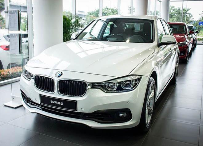 Cập nhật giá lăn bánh xe BMW 320i 2019 mới nhất tại đại lý xe BMW - 1