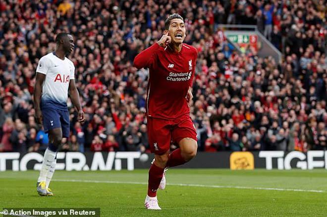 Liverpool - Tottenham: Tấn công lực lửa, vỡ òa phút 90 - 1