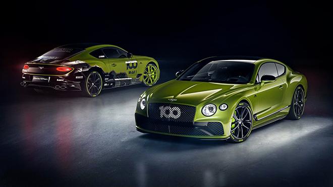 Tận mục sở thị phiên bản Pikes Peak mới của Bentley Continental GT - 1