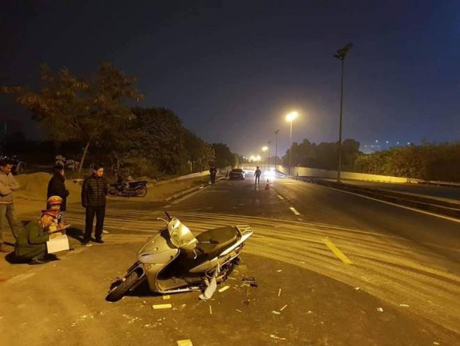 Điều tra tài xế ô tô nghi say rượu tông nữ giáo viên cấp 2 tử vong - 1
