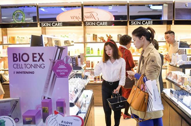Hãng mỹ phẩm Hàn Quốc Tonymoly khai trương tại Big C Thăng Long và Aeon Mall Hà Đông - 3