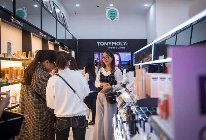 Hãng mỹ phẩm Hàn Quốc Tonymoly khai trương tại Big C Thăng Long và Aeon Mall Hà Đông - 4