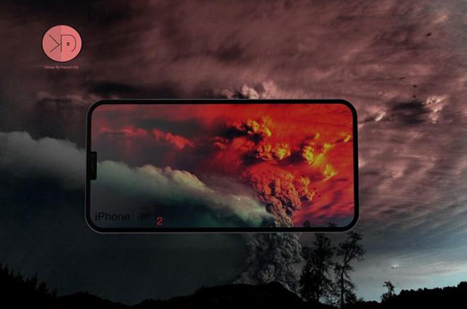 Lại thêm ý tưởng iPhone SE 2 khiến fan đứng ngồi không yên - 1