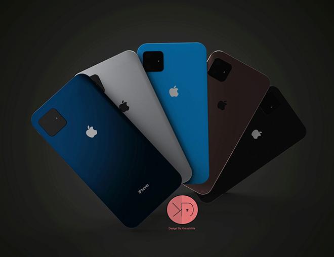 Lại thêm ý tưởng iPhone SE 2 khiến fan đứng ngồi không yên - 2