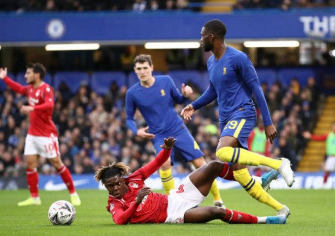 "Video highlight trận Chelsea - Nottingham Forest: SAO 19 tuổi ""mở khóa"", VAR cứu nguy - 1"