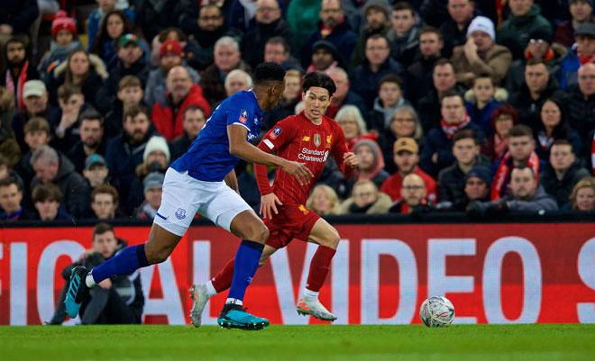 Video Highlight Trận Liverpool Everton Người Nhện Xuất Sắc Bước Ngoặt Sieu Phẩm