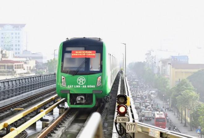 Đường sắt Cát Linh - Hà Đông lại lỡ hẹn: 13 đoàn tàu chưa được kiểm định an toàn - 2