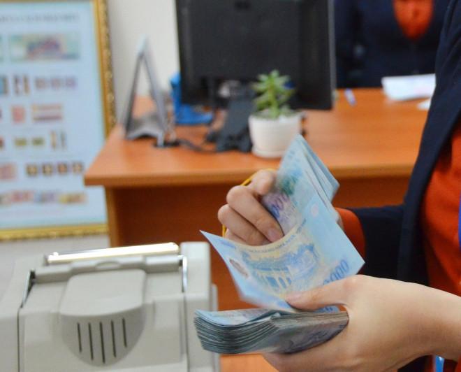 Ì xèo đổi tiền mới - 1