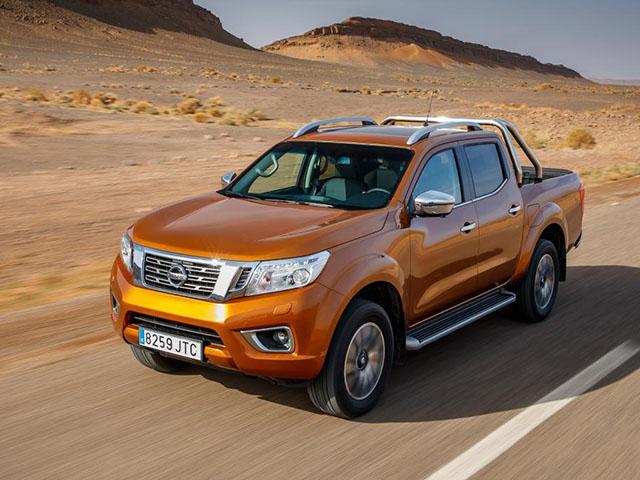 Top 10 mẫu xe bán tải tốt nhất năm 2020