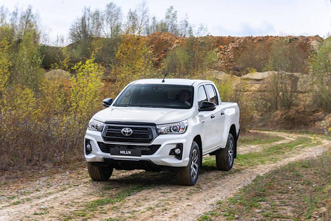 Top 10 mẫu xe bán tải tốt nhất năm 2020 - 1