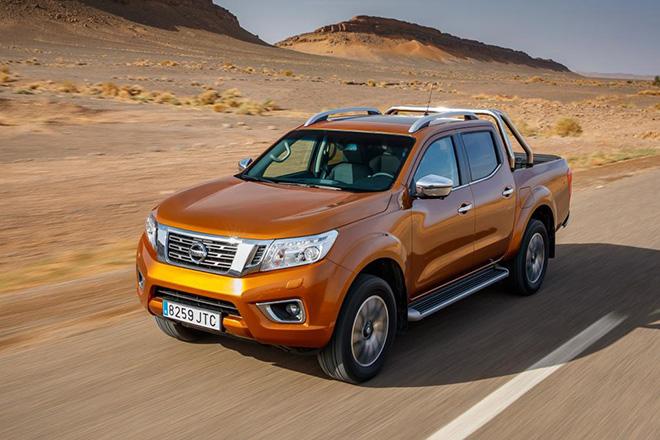 Top 10 mẫu xe bán tải tốt nhất năm 2020 - 5