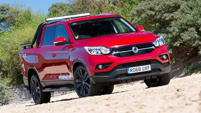 Top 10 mẫu xe bán tải tốt nhất năm 2020 - 7