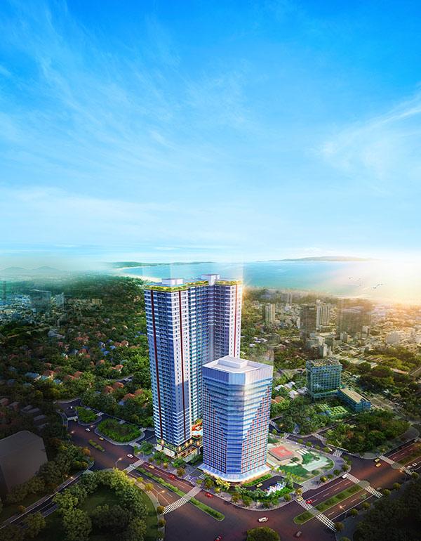 Grand Center Quy Nhon - Thỏi nam châm thu hút khách hàng và nhà đầu tư - 1