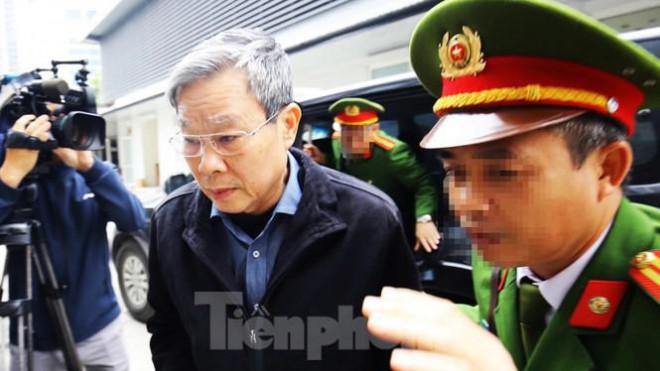 Cựu Bộ trưởng Nguyễn Bắc Son kháng cáo xin hưởng khoan hồng - 1