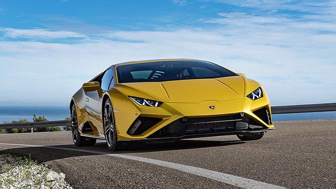 Lamborghini giới thiệu phiên bản Huracan Evo sử dụng hệ dẫn động cầu sau - 1