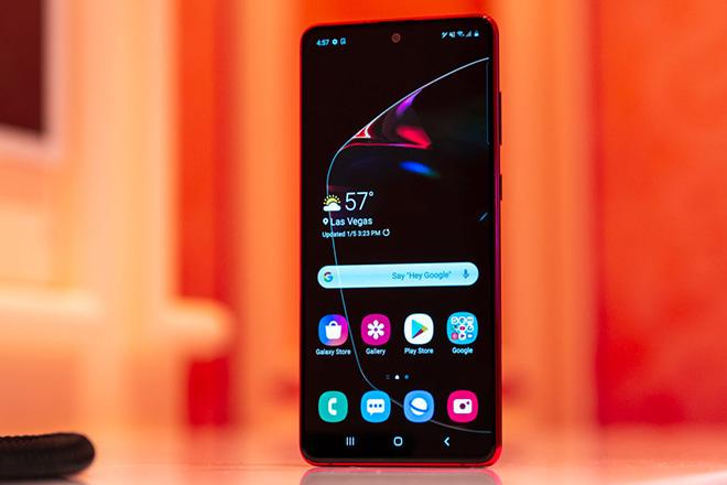 Cận cảnh Galaxy S10 Lite và Note10 Lite - siêu phẩm trong cơ thể cấp thấp - 3