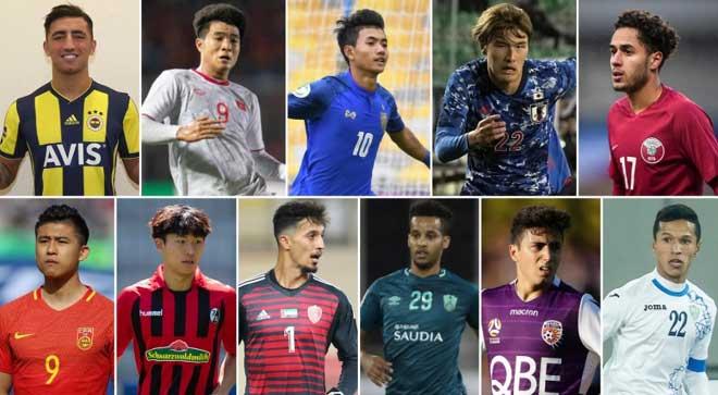 11 ngôi sao đáng xem nhất U23 châu Á 2020: Việt Nam góp đại diện nào? - 1