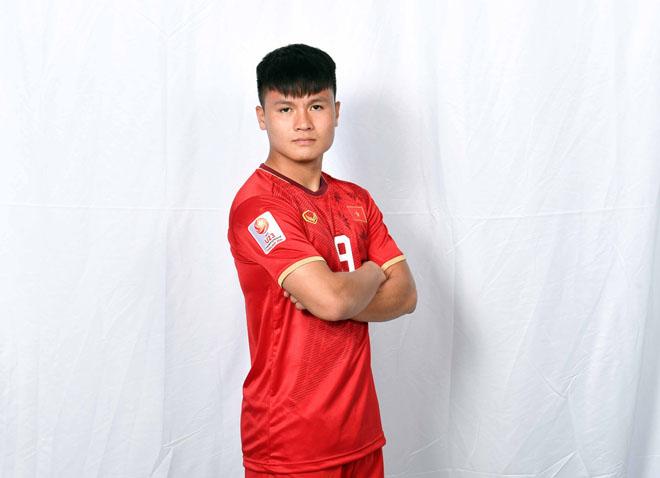 """HLV Park Hang Seo và dàn SAO U23 Việt Nam """"cực ngầu"""" trước ống kính - 4"""