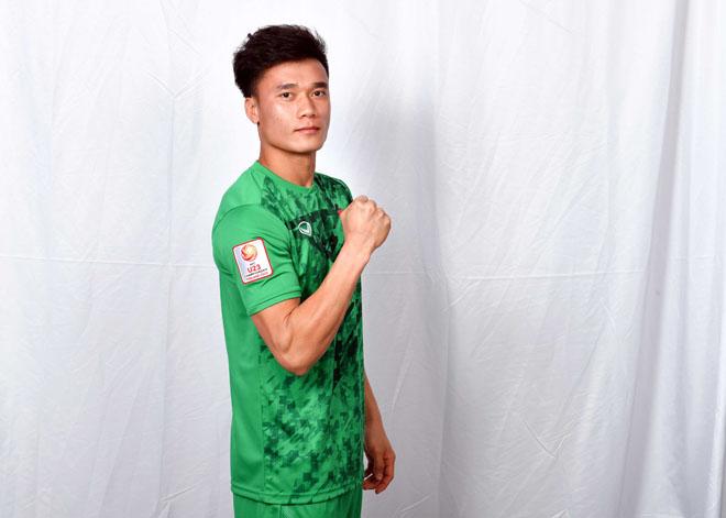 """HLV Park Hang Seo và dàn SAO U23 Việt Nam """"cực ngầu"""" trước ống kính - 6"""