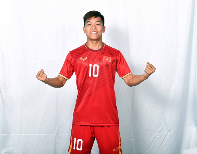 """HLV Park Hang Seo và dàn SAO U23 Việt Nam """"cực ngầu"""" trước ống kính - 9"""